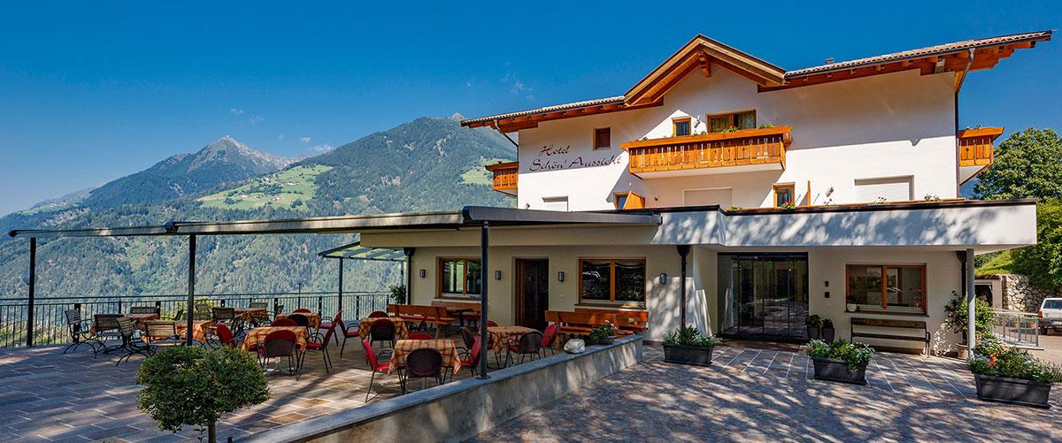 Terrazza Panoramica Hotel Schön Aussicht