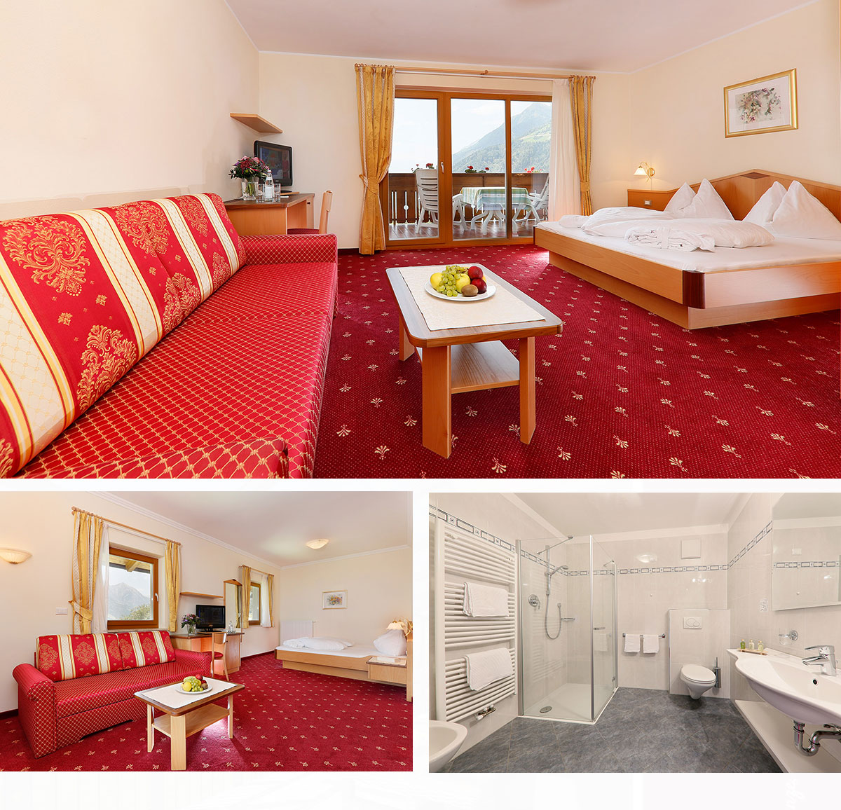 Zimmer Hotel Schon Aussicht